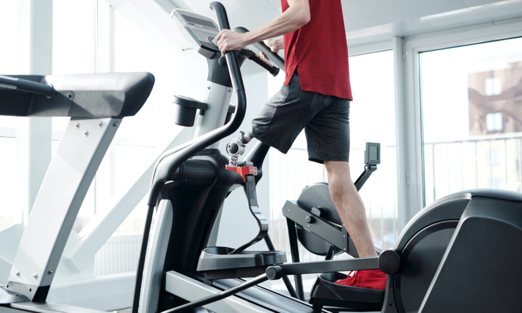 best elliptical for tall people